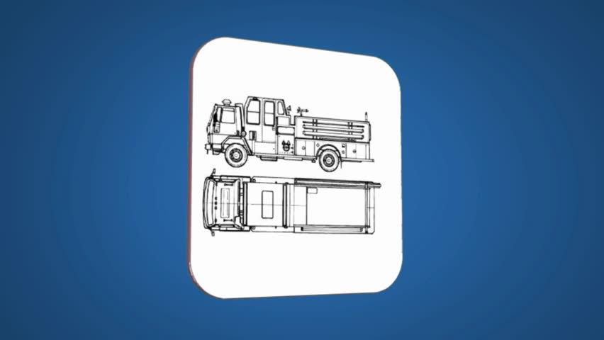 Outline sketch cartoon 2d animation of old steam engine locomotive blueprint in focus hd stock footage clip malvernweather Image collections