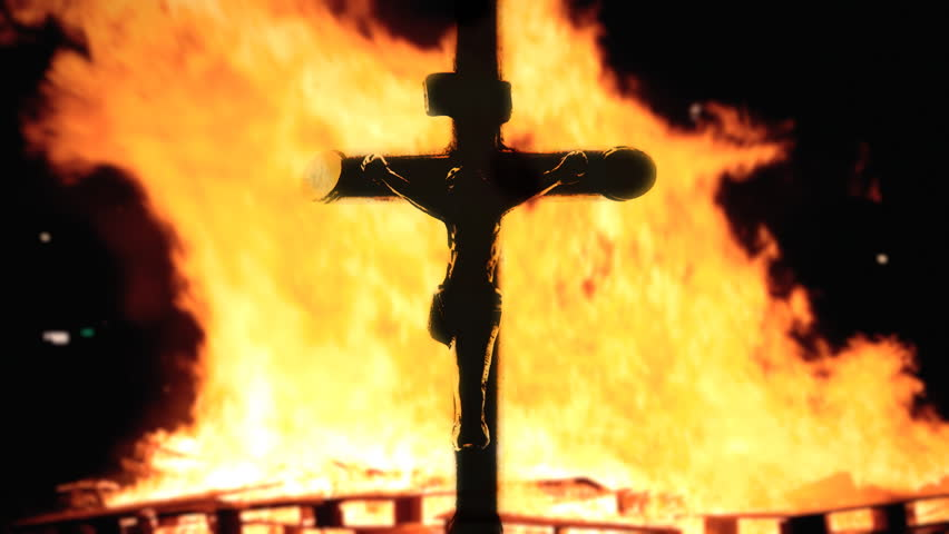 Jesus Christ On the Cross Stock Footage Video (100% Royalty-free) 16172941  | Shutterstock