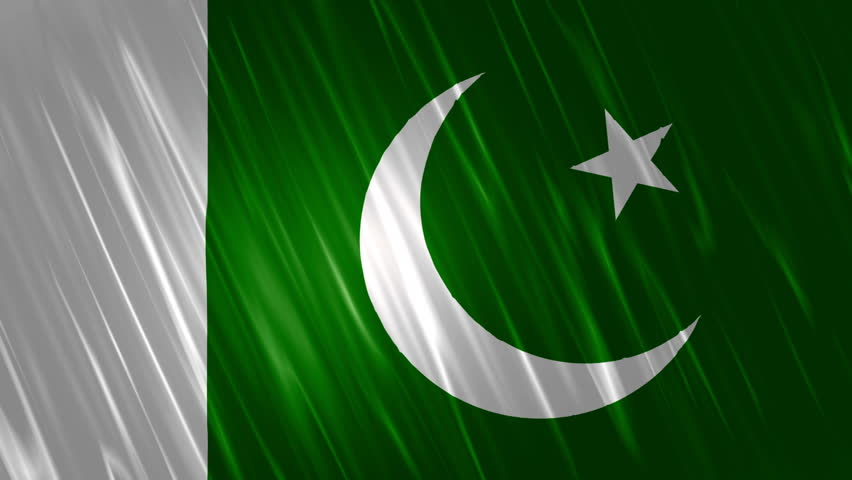 Flag of pakistan beautiful 3d animation of pakistan flag for 3d wallpaper for home in karachi