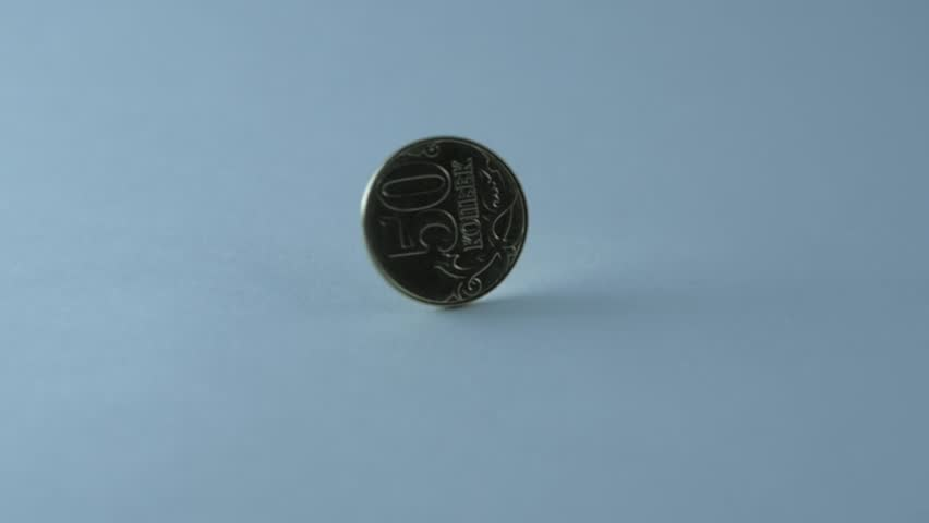 Rotating 50 cents | Shutterstock HD Video #16409065