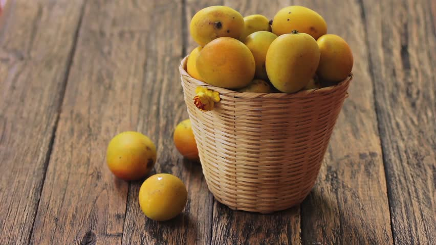aliexpress reliable quality incredible prices Mangoes in Basket On Wooden Stock Footage Video (100% Royalty-free)  16915501   Shutterstock