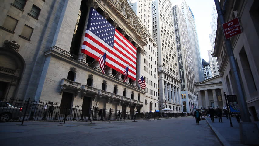NEW YORK - CIRCA JUNE 2011: New York Stock Exchange circa June 2011 in New York city.