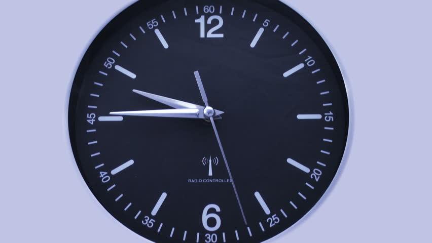 Clock time lapse 2