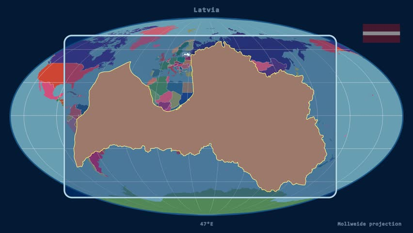 World map with close up in pushpin in paris france 3d rendering zoomed in view of a latvia outline with perspective lines against a global admin map gumiabroncs Image collections