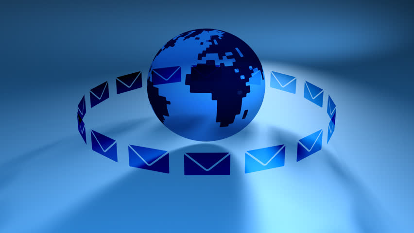 Global Mail Blue HD Loop