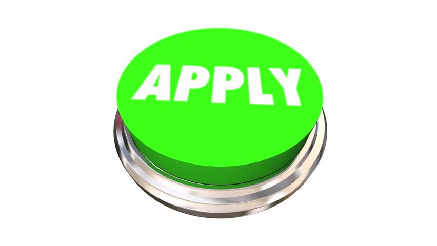 Apply Application Button Job Interview 3d Animation | Shutterstock HD Video #17624455