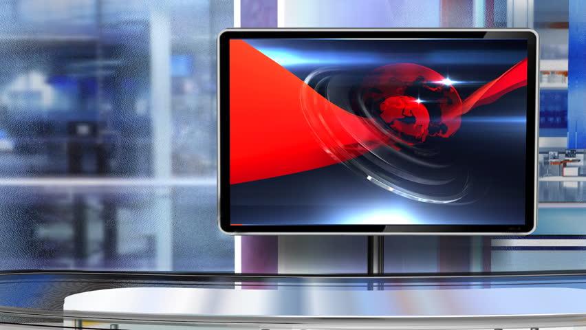 Technology Management Image: Virtual Set Studio Newsroom C6 Here Is Nice…