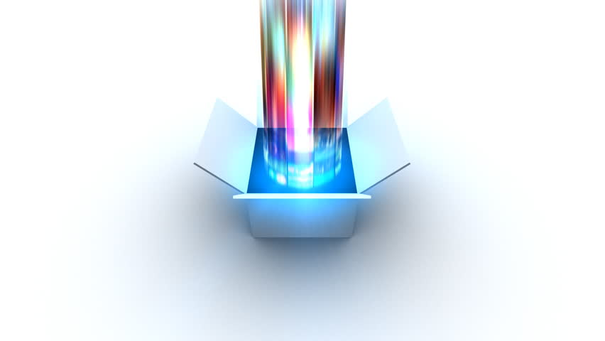 Digital Tech Media Cube Opening