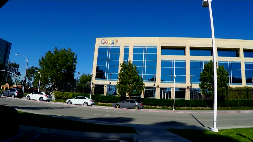 Google orange county offices Irvine California Irvine Causa May 27 2016 Wide Shot Of The Google Office Building With Colorful Logo On Side Shot Contains The Popular Search Engine Company With Alamy Irvine Causa May 27 2016 Stock Footage Video 100 Royaltyfree