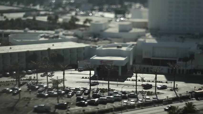 Las Vegas tropicana   Shutterstock HD Video #18011083