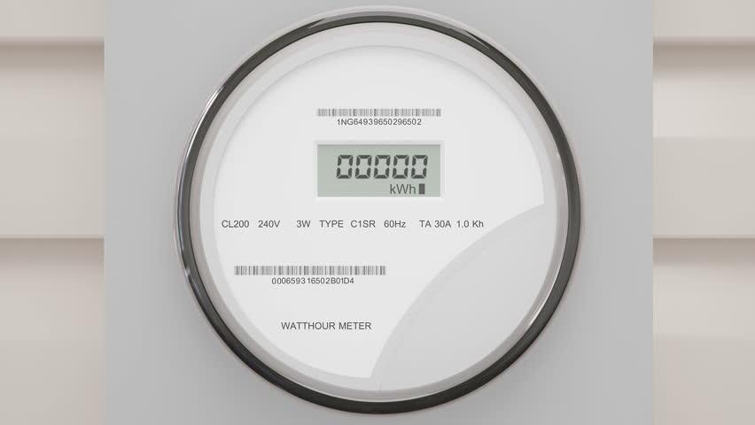 Electric Power Meter