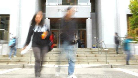 stanley hall,UC Berkeley.