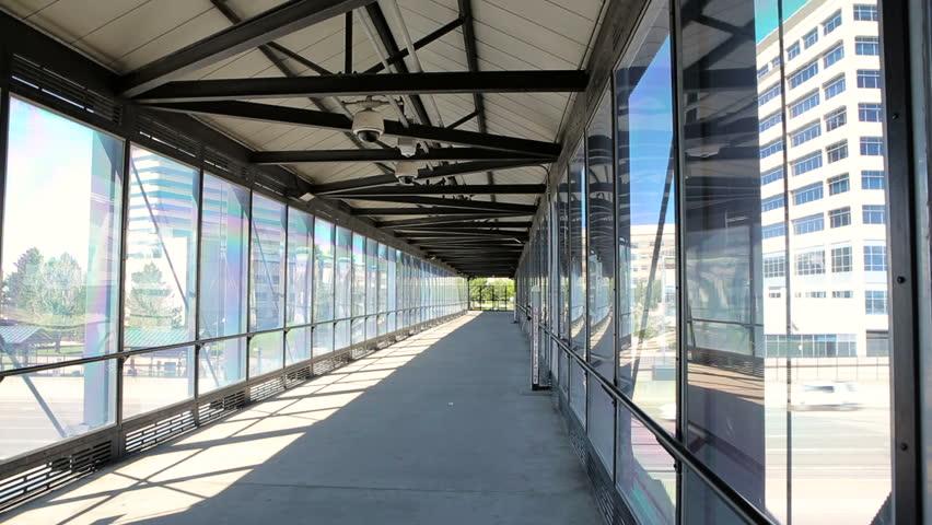 Modern Architecture Detail johvi, estonia - april 8: modern architecture detail - glass