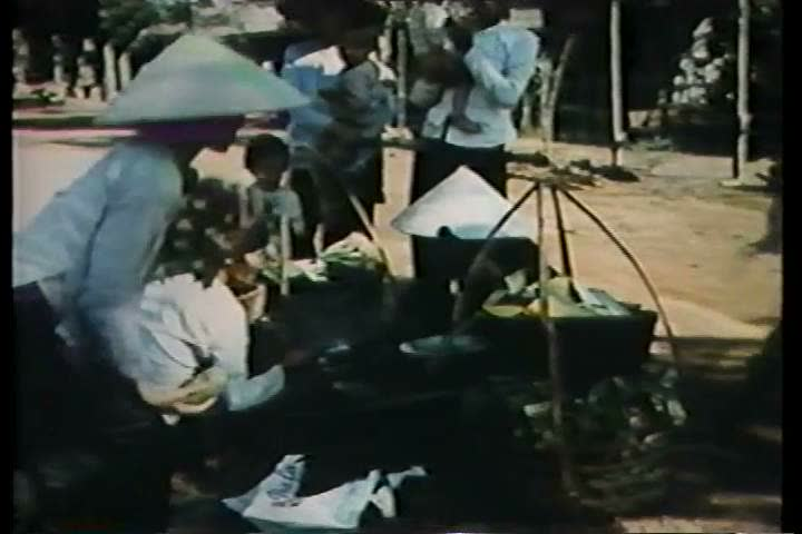 The attack by American forces on the Vietcong across the Vietnamese countryside loosened the Vietcong\xD5s hold on villages, resulting in them increasing their use of terrorist acts and murder.(1960s) | Shutterstock HD Video #18243541