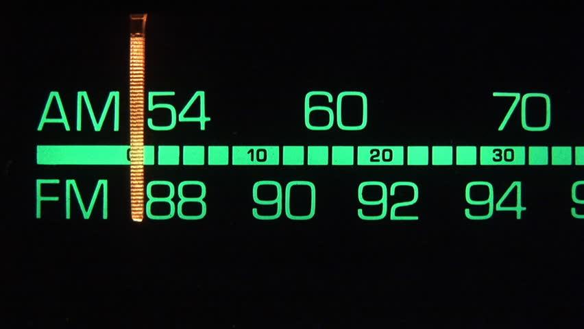 Header of radio