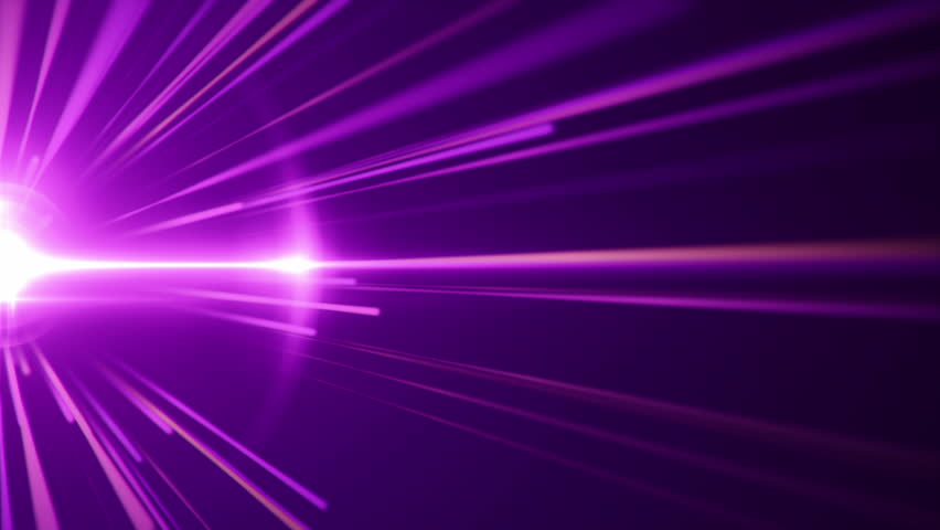 Abstract motion background with fast flying of light streaks. Animation of seamless loop. | Shutterstock HD Video #18416911