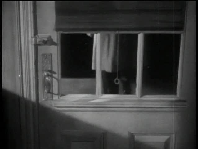 Torso of man opening door   Shutterstock HD Video #1849951