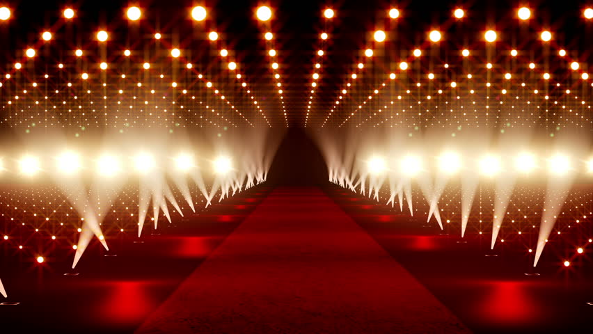Red Carpet festival scene animation #1866511