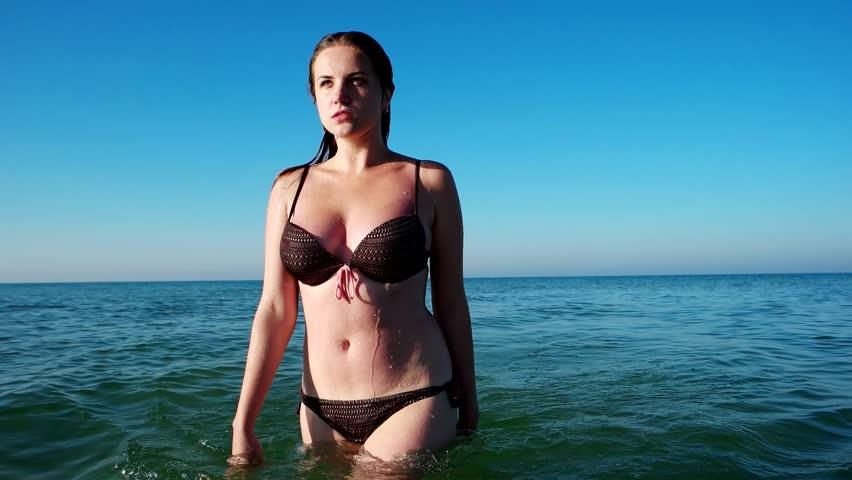 Bikini babes vids, a crying girl xxx