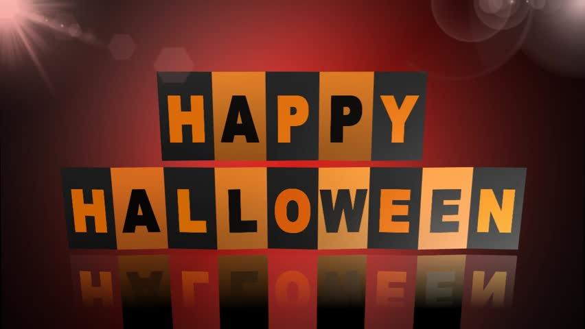 Halloween Greeting Card Stock Footage Video 19243621   Shutterstock