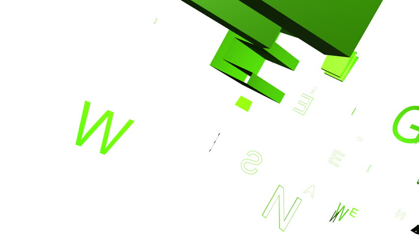 Breaking News animated text