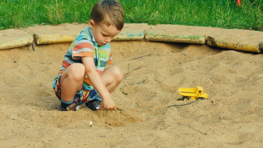 the sandbox play