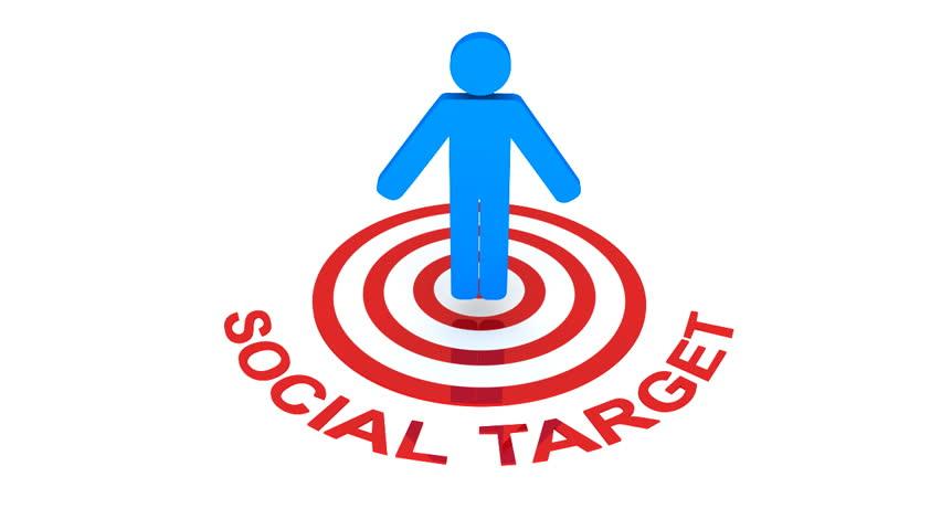 Social Targeting Concept HD