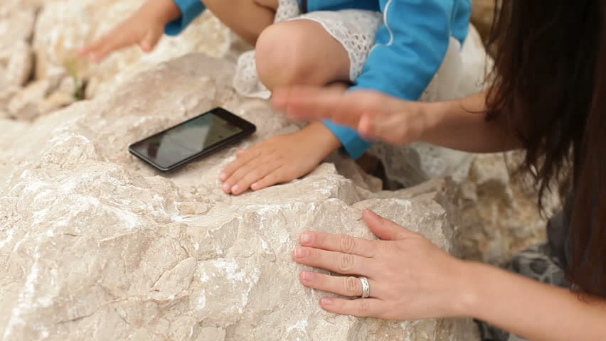Mother and Daughter Clapping Tune, Stock Footage Video (100% Royalty-free)  19686121 | Shutterstock