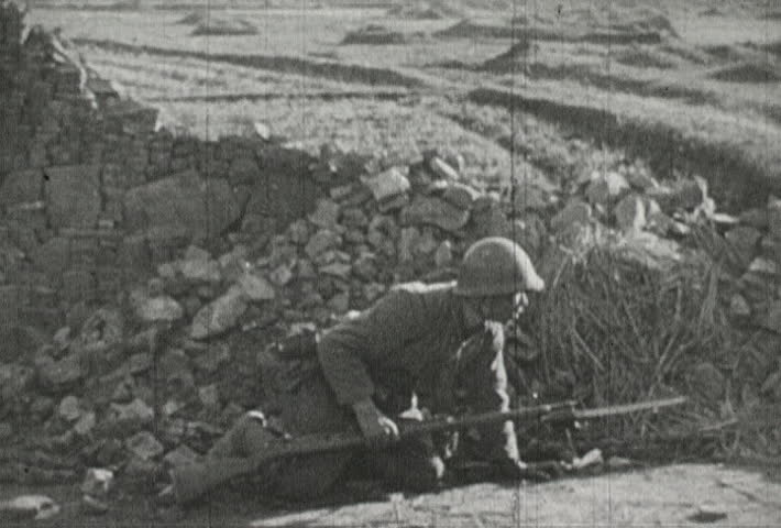 China - Circa 1942-1944: World Stock Footage Video (100% Royalty-free)  2007461 | Shutterstock