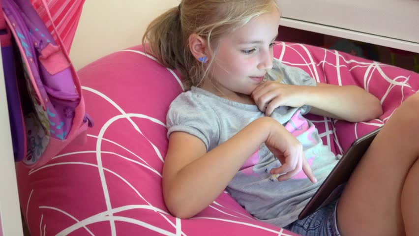 video pink teen