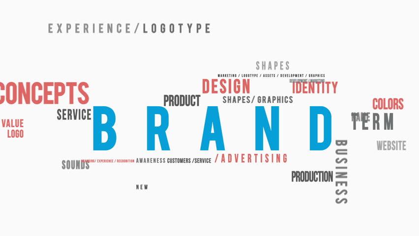 Brand Typography 2 | Shutterstock HD Video #20187181