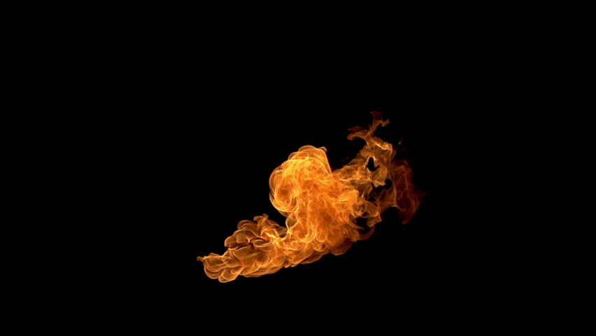 Shooting Fire Element. You can easily composite the flames over your own footage by using the Add or Screen transfer mode in your editing or compositing program or editing software.