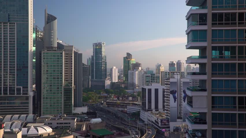 City skyline, Panama City, Panama, Central America (May 2016, Panama City, Panama)