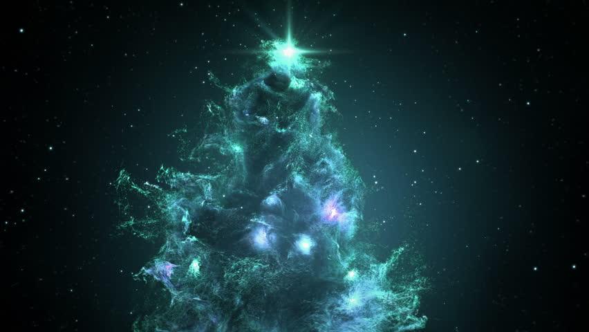 christmas nebula