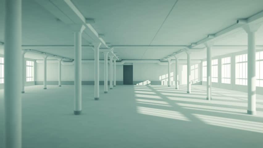 Empty loft