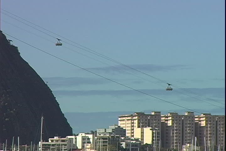 Sugarloaf Trams Flamengo