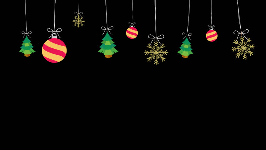 Christmas Ornament Background.Christmas Decorations Background Alpha Channel Stock Footage Video 100 Royalty Free 20682631 Shutterstock