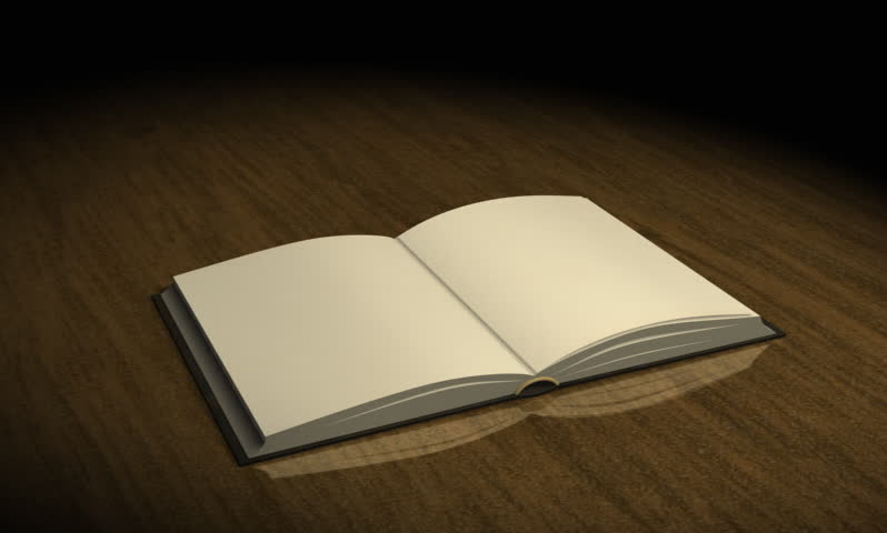 Open Book  Browsing of Page Stock Footage Video (100% Royalty-free) 208351  | Shutterstock