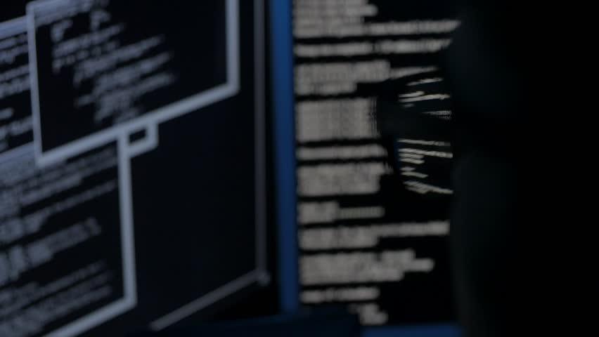 Cracker of a Computer Program | Shutterstock HD Video #20903632