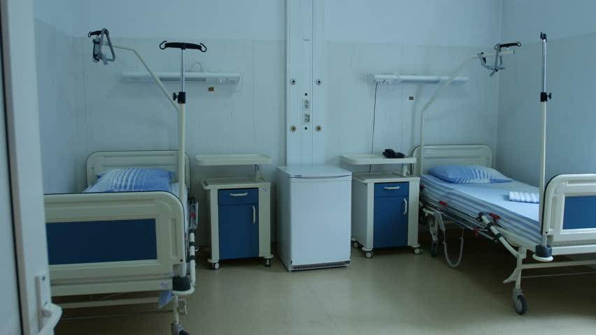 Hospital Patient Room Photos