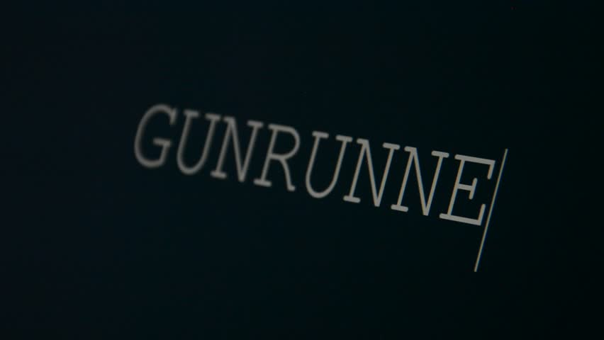 Header of gunrunner