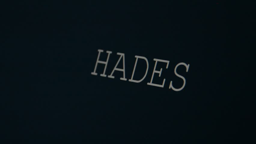 Header of Hades
