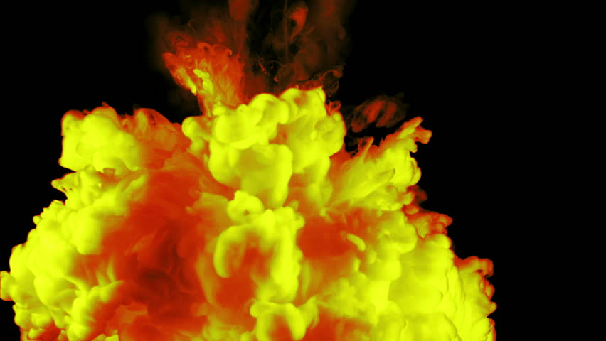 Animated Explosion