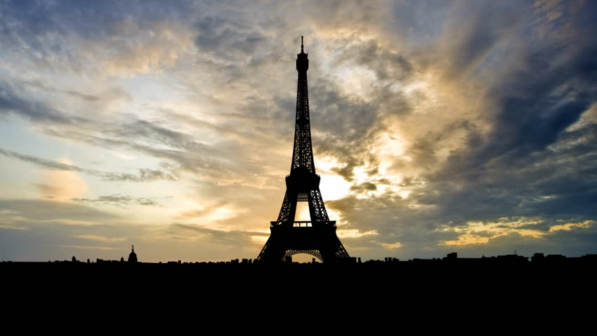 The Eiffel Tower is the most recognizable landmark of Paris, France. Built in 1889 as the entrance arch to the 1889 World's Fair it have become the world known attraction.