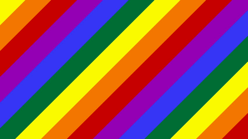 Diagonal fast run rainbow colored lines abstract background stock footage video 23966746 for Rainbow color stripe watch