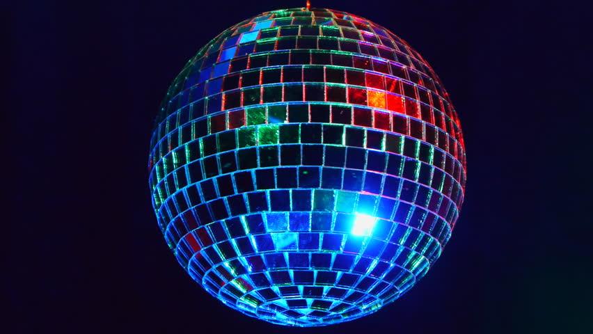 Rotating disco mirror ball | Shutterstock HD Video #2150711