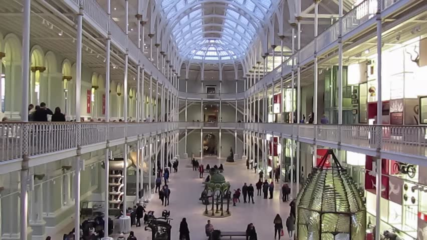 Lisbon portugal march 26 2013 people in modern shopping mall edinburgh scotland november 26 2016 view from the first floor balcony of sciox Gallery