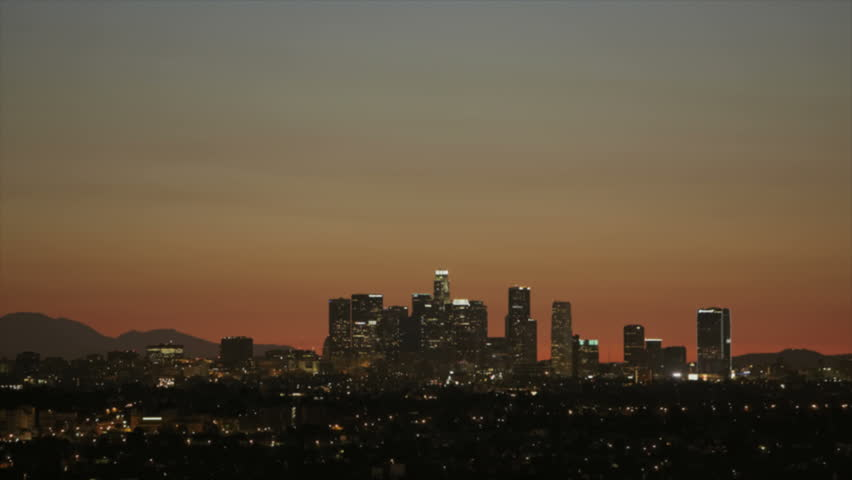 Sunrise timelapse with heat haze of downtown los angeles skyline sunrise timelapse with heat haze of downtown los angeles skyline stock footage video 2216581 shutterstock sciox Gallery