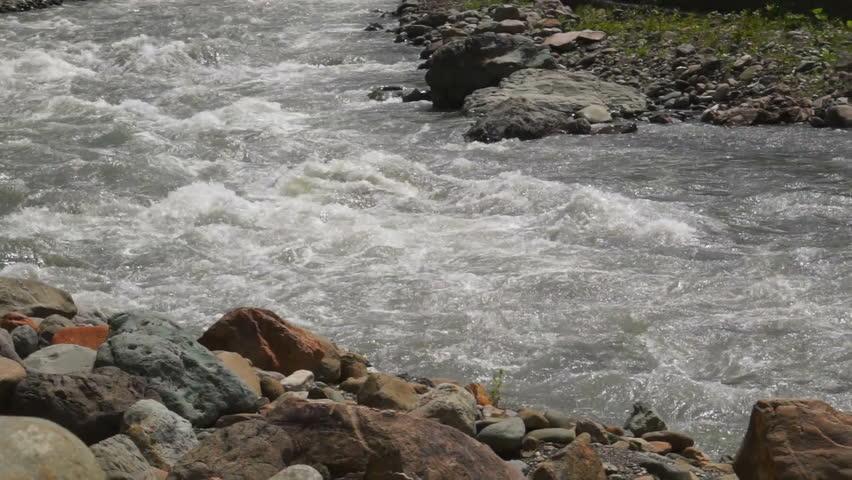 Mountain River Rocks Stones Stock Footage Video (100% Royalty-free)  22193821 | Shutterstock