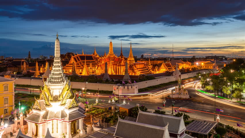 What is the most beautiful place in Thailand? 2